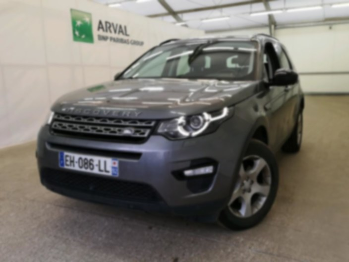 Land Rover Discovery Sport 5p SUV 20 eD4 150 Business