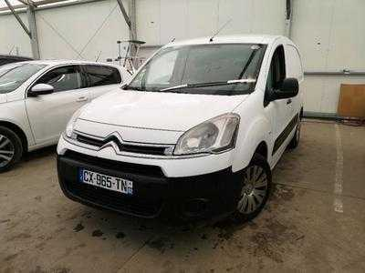 Citroen Berlingo kasten business L1 1.6 HDI 90CV BVA6 E5
