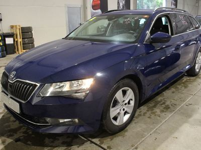 Skoda Superb combi ambition 2.0 TDI 110KW AT6 E6