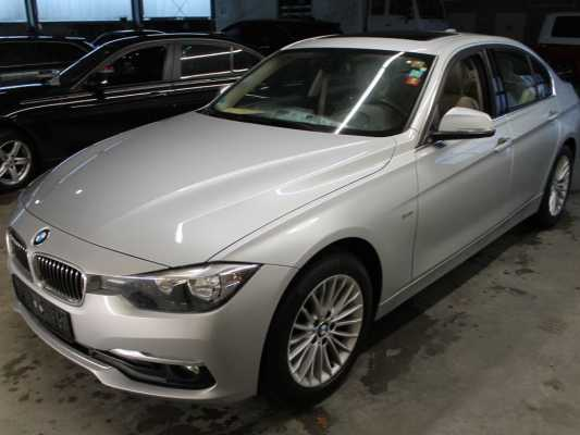 BMW Baureihe 3 Lim. 320d xDrive Luxury Line 2.0 140KW MT6 E6