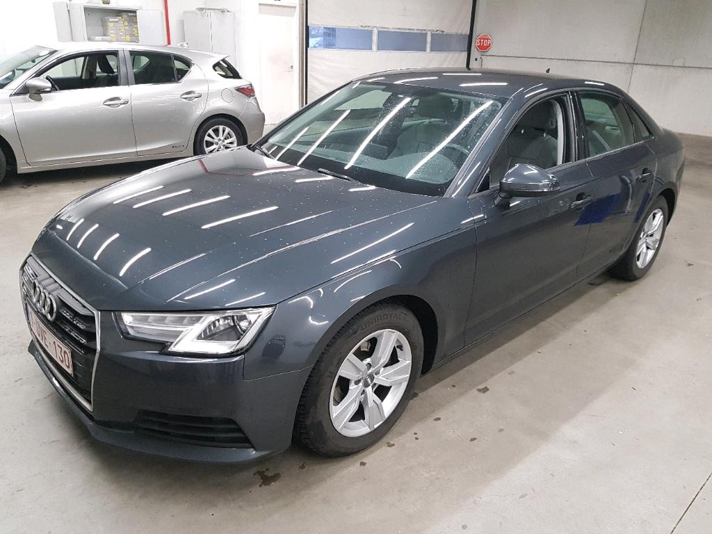 Audi A4 BERLINE TDI 150PK STronic Ultra Pack Business With Sport Seats & Sound System
