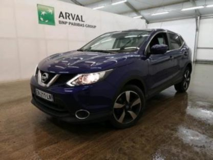 Nissan Qashqai 5P crossover 1.6 DCI 130 Xtronic N-CONNECTA