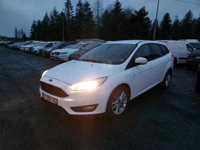 FORD Focus SW 5p Break SW - 1.5 TDCi 120 PowerShift Executive