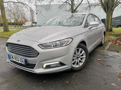 FORD MONDEO 5p BER 5P TDCi 120 ECOnetic BVM6 Business Nav 5P