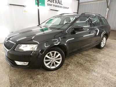 Skoda Octavia break 1.6 TDI 110 DSG7 Green Tec Business Plus