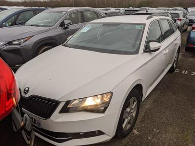 Skoda Superb Combi Ambition 1.6 TDI 120 BVM