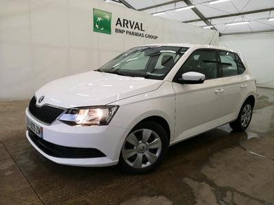 SKODA Fabia 5p Berline 1.4 TDI 90 CR Ambition Gtec