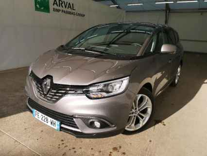Renault Scenic IV Grand Business 1.7 DCI 120CV BVM6 E6dT 7 PLACES