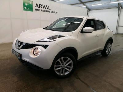 Nissan Juke business edition crossover dCi 110