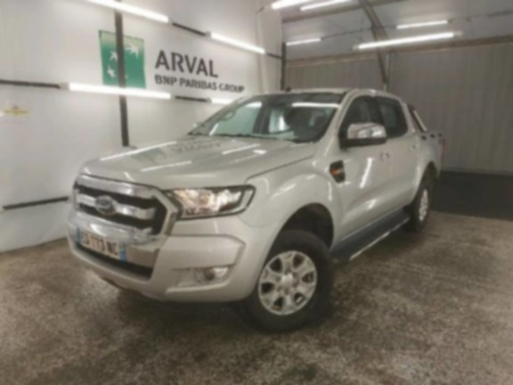 FORD Ranger DC 4p Pick-up 2.2 TDCI 160 s/s double cab XLT SPORT