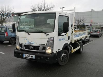 Nissan Cabstar nt400 VU 2p Chassis cabine 3514 B6 Confort 3500 SWB