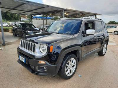JEEP RENEGADE 2014 2.0 MJET 140CV LIMITED 4WD AUT.