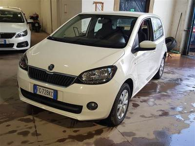 Skoda Citigo 2012 5 PORTE BERLINA 10 0KW AMBITION GTEC