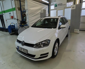 Volkswagen Golf vii variant comfortline BMT 16 TDI 81KW MT5 E6