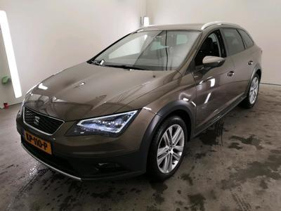 SEAT Leon ST 1.6 TDI X-PERIENCE Connected 5d