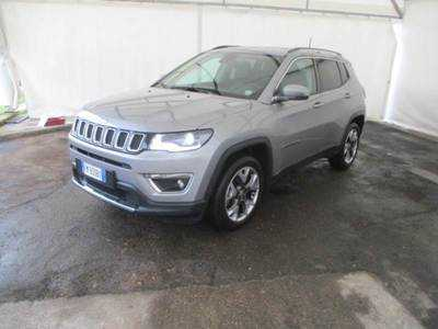 JEEP COMPASS / 2017 / 5P / SUV 1.6 MJET 88KW LIMITED