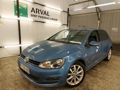 Volkswagen Golf vii berline carat BlueMotion Tech 16 TDI 110CV BVM5 E6