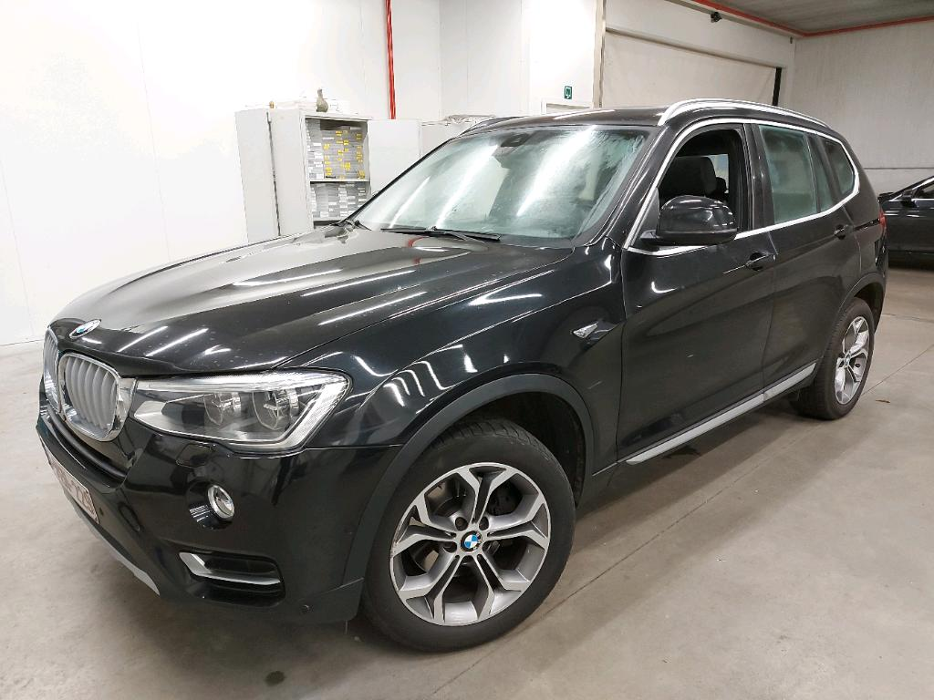 BMW X3 X3 XDRIVE20dA 190PK 4WD Pack Exclusive Plus & Innovation