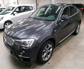 BMW X4 X4 XDRIVE20dA 163PK XLine Pack Business & Nav Pro