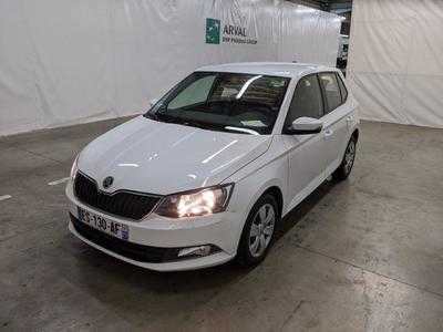 Skoda Fabia 5P berline 1.4 TDI 75 CR BUSINESS