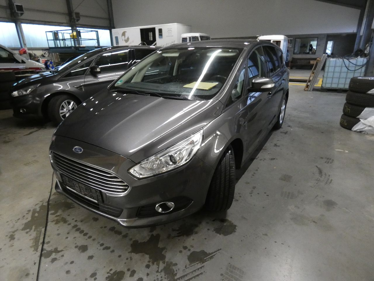 Ford S-max business 2.0 TDCI 110KW AT6 E6