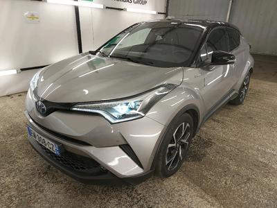 Toyota C-HR Graphic 1.8 HYBRIDE 122 / PACK PREMIUM