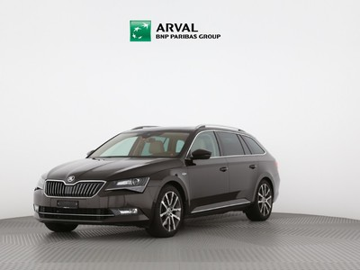 Skoda Superb 2.0 TSI 280PS L&K 4x4 DSG Combi 5d