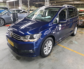Volkswagen TOURAN 110 kW