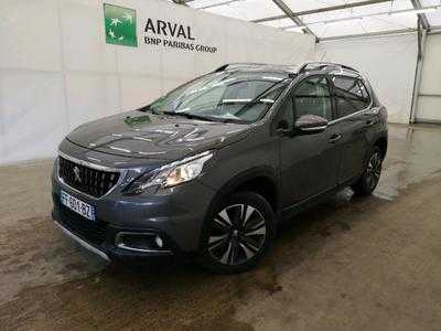 Peugeot 2008 5P crossover BlueHDi 120 S&S EAT6 Allure Business