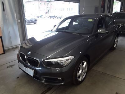 BMW Baureihe 1 Lim. 5-trg. 118i Advantage 1.5 100KW AT8 E6dT