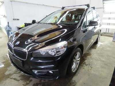 BMW Baureihe 2 Gran Tourer 216 d Luxury Line 1.5 85KW AT6 E6