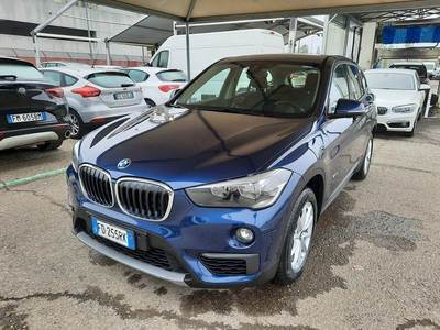 BMW X1 / 2016 / 5P / SUV xDrive 18d Advantage