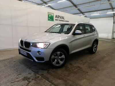 BMW X3 5P suv sDrive18d 150ch Business BVA8
