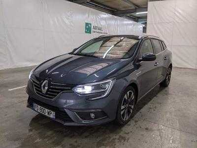 Renault Megane IV estate business Intens Blue dCi 115