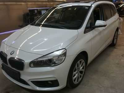 BMW Baureihe 2 Gran Tourer 220 d xDrive Advantage 140KW AT8 E6