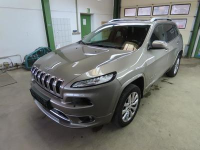 JEEP Cherokee 2.2 Multijet Active Drive I Automatik Overland 5d 147kW