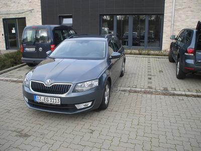 Skoda Octavia combi ambition 1.6 TDI 81KW AT7 E6
