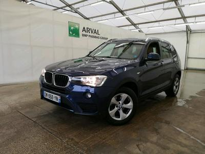 BMW X3 5P suv sDrive18d 150ch Executive BVA8