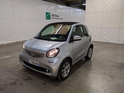 Smart Fortwo 3P coupe 0.9 Business