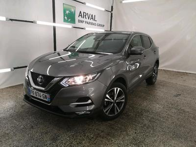 Nissan Qashqai 5P crossover 1.5 DCI 115 DCT N-Connecta