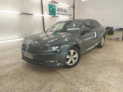 Skoda Superb 5P berline 1.6 TDi 120 Business Plus GreenTec