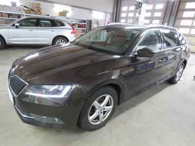 Skoda Superb combi style 2.0 TDI 110KW AT7 E6