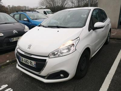 Peugeot 208 affaire VF 5p BER 16 BlueHDi 100 PACK CLIM NAVbicorps VU