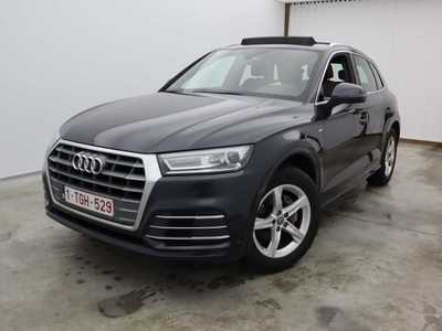 Audi Q5 2.0 TDi 110kW Sport Pack Outdoor Pack Sport Design Xenon Leather Sportseats Navi Sound System Pan. Sunroof 6v 5pl total options