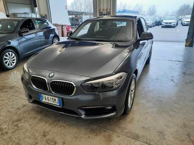 BMW serie 1 2015 5 PORTE BERLINA 8D ADVANTAGE
