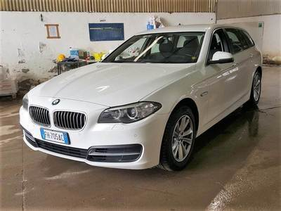 BMW SERIE 5 2014 TOURING 518D BUSINESS AUT TOURING