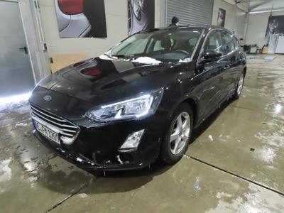 Ford Focus Lim. Cool&Connect 1.5 TDCI 88KW AT8 E6dT