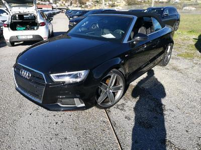 Audi A3 cabriolet S line 2.0 TDI 150 Tronic