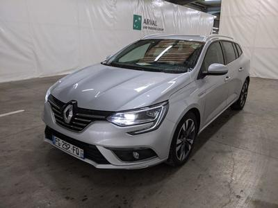 Renault Megane IV estate business  Intens 15 dCi 115