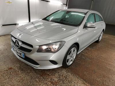 MERCEDES-BENZ Classe CLA Shooting Brake 5p Break CLA 220 d Inspiration 4Matic
